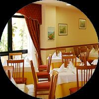 Hotel Margherita San Giovanni Rotondo ristorante